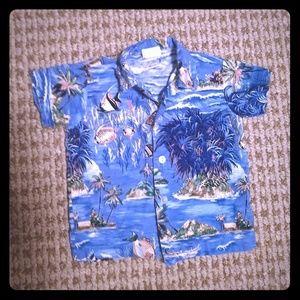 2T Hawaiian Shirt